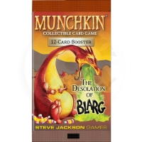 Munchkin CCG: Desolation of Blarg Booster