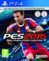 Pro Evolution Soccer 2015 - Day One Edition (PS4)