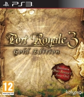 Port Royale 3 - Gold Edition (PS3)