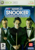 World Snooker Championship 2007 (X360) použité