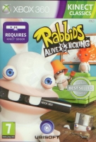 Rabbids Alive and Kicking (X360)