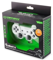 Esperanza Corsair Gamepad EGG108W (PC/PS3)
