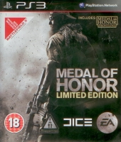 Medal of Honor: Tier 1 Edition (PS3) použité