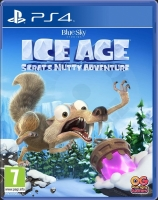 Ice Age: Scrat's Nutty Adventure (PS4)