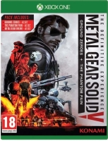 Metal Gear Solid V: Definitive Experience (XONE)