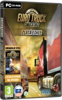 Euro Truck Simulator 2 - Gold Edition (PC)