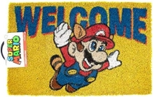 Mario Welcome Door Mat