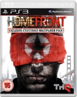 Homefront: Exclusive Resistance Multiplayer Pack (PS3) použité