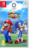 Mario & Sonic at the Tokyo Olymp. Game 2020 (Switch)