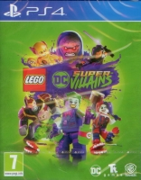 Lego DC Super - Villains (PS4)