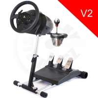 Wheel Stand Pro Deluxe V2, holder for Thrustmaster T-GT/TS-XW/T300/T150/TX/TMX