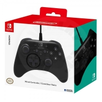 HoriPad for Switch Wired Controller Black (Switch)