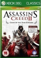 Assassin´s Creed II Game of the Year Edition (X360) použité
