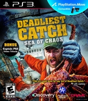 Deadliest Catch: Sea of Chaos (PS3)