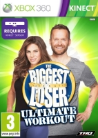 The Biggest Loser: Ultimate Workout (X360) použité