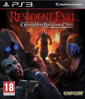 Resident Evil Operation Raccoon City (PS3) použité