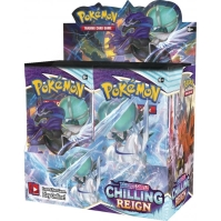 Pokémon - Sword and Shield 6 - Chilling Reign - Booster Pack