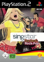 Singstar Deutsch Rock-Pop (PS2) použité