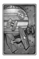 Star Wars Iconic Scene Collection Limited Edition Ingot - Death Star
