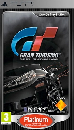Gran Turismo (PSP) použité