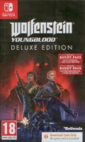 Wolfenstein: Youngblood Deluxe Edition (Switch)