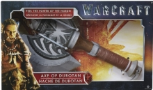 Warcraft The Movie - Role Play Plastic Replica Axe of Durotan - 40cm