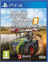 Farming Simulator 19 Platinum Edition (PS4)