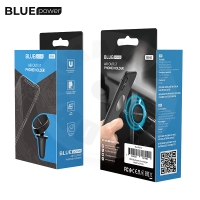 BLUE Power BBH6 - magnetic phone holder for car - black
