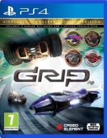GRIP Combat Racing - Rollers vs Airblades Ultimate Edition (PS4)