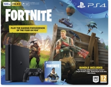 Sony PlayStation 4 Slim 500 GB Fortnite bundle