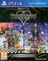 Kingdom Hearts 1.5 & 2.5 REMIX (PS4)