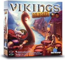 Vikings on Board - board game