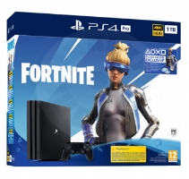 Sony PlayStation 4 Pro 1 TB + Fortnite Neo Versa Bundle