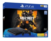 Sony PlayStation 4 Slim 1 TB COD: Black Ops 4 bundle