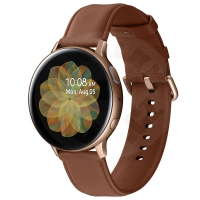 Samsung Galaxy Watch Active 2 Stainless 44mm R820 - zlatá