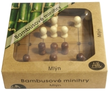 Bamboo minigames - Mill