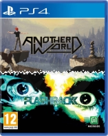 Another World / Flashback - Double Pack (PS4)