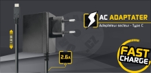 Steelplay Switch AC Adapter (Switch)