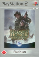 Medal of Honor: Frontline (PS2) použité