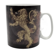 Game of Thrones mug - Lannister 460 ml