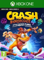 Crash Bandicoot 4: It's About Time (XONE/XSX)