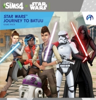 The Sims 4 Star Wars: Výprava na Batuu (PC/MAC)