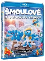 The Smurfs: The Lost Village (BD)