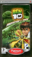 Ben 10 Protector of Earth (PSP) použité