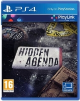 Hidden Agenda (PS4)