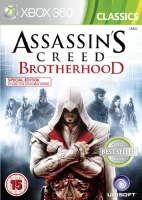 Assassin´s Creed Brotherhood: Special Edition (X360) použité