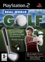 Gametrak: Real World Golf (PS2) použité