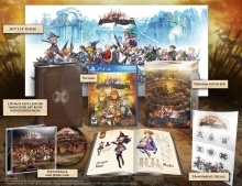 Grand Kingdom Limited Edition (PS4)