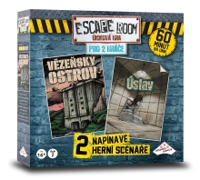 Escape Room - for two players - CZ version