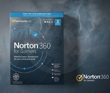 Norton 360 for Gamers - multi-device - 1 license for 1 year